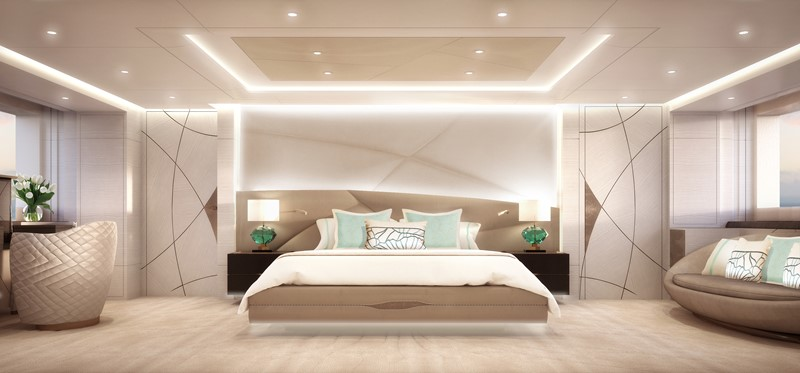 Owners stateroom 2020 HEESEN YACHTS  Motor Yacht 2470347