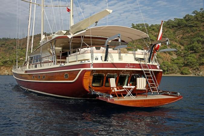 2009 Arkin Pruva Yachts Luxury Gulet Motorsailor 2022424