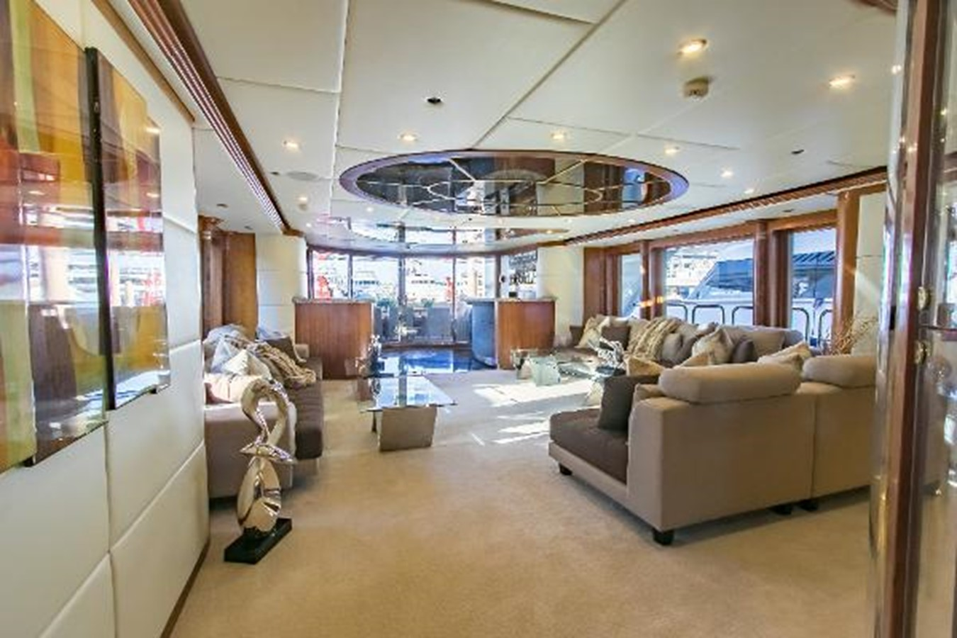 2006 SENSATION CABERNET Mega Yacht 2302862