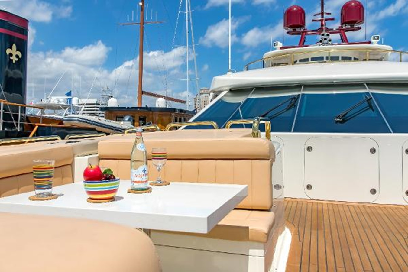 2006 SENSATION CABERNET Mega Yacht 2302868
