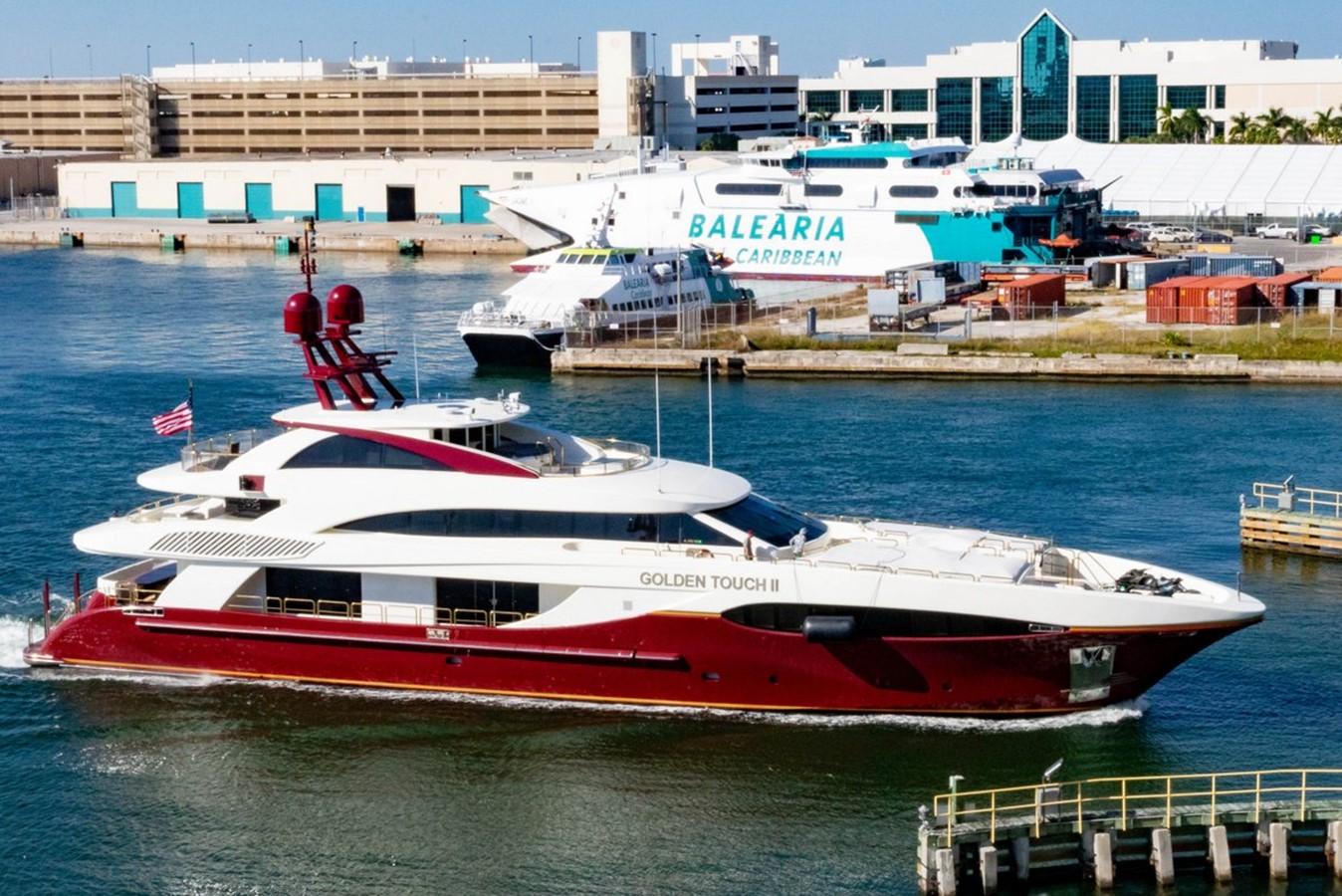 2006 SENSATION CABERNET Mega Yacht 2380129