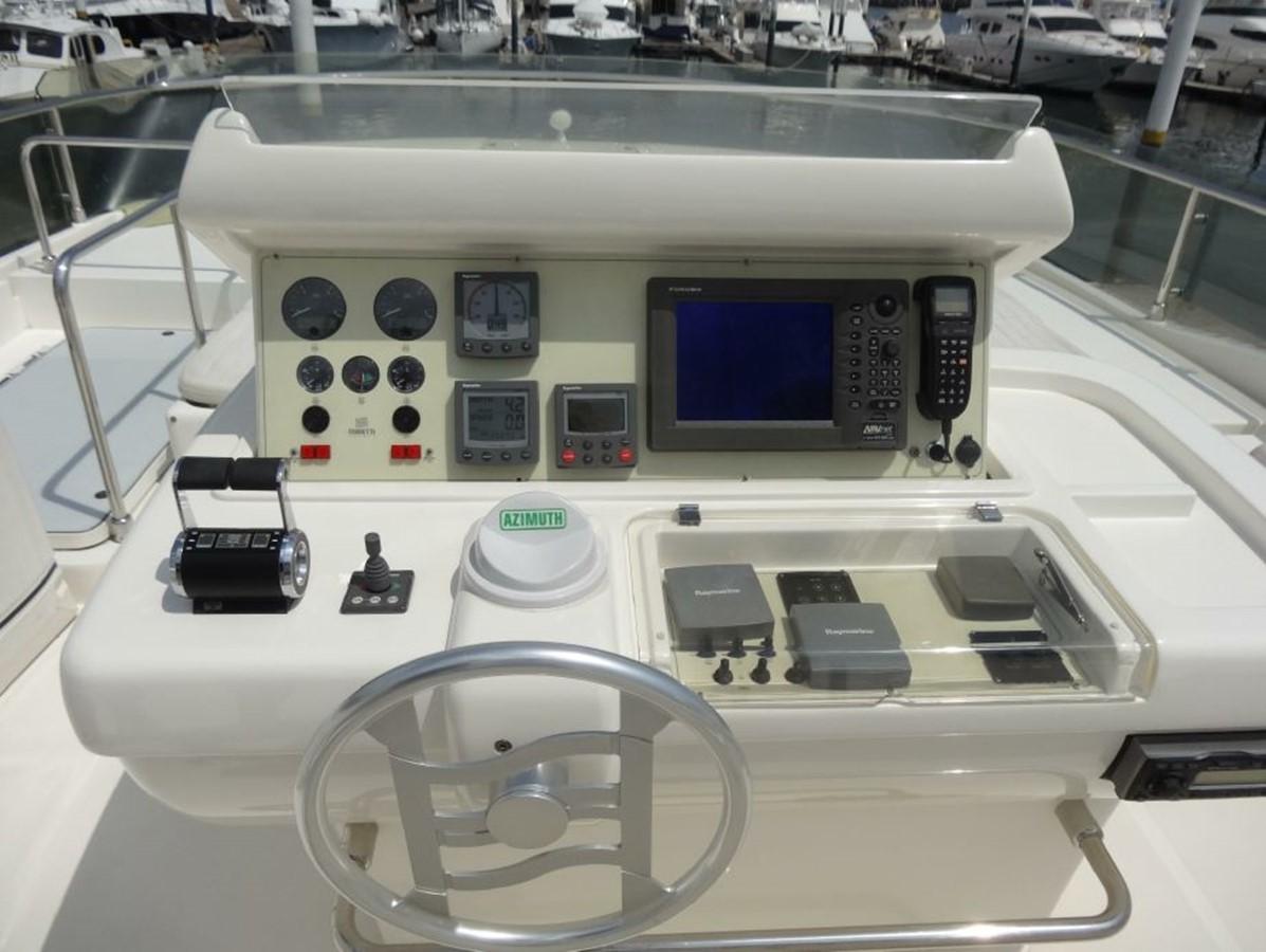 2005 FERRETTI YACHTS  Mega Yacht 2037033