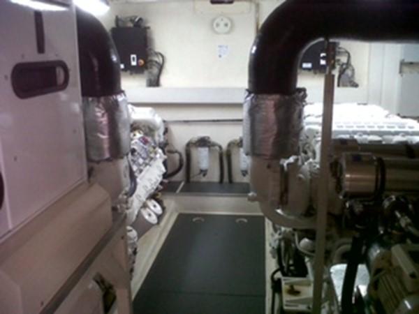 2005 FERRETTI  Mega Yacht 2036983
