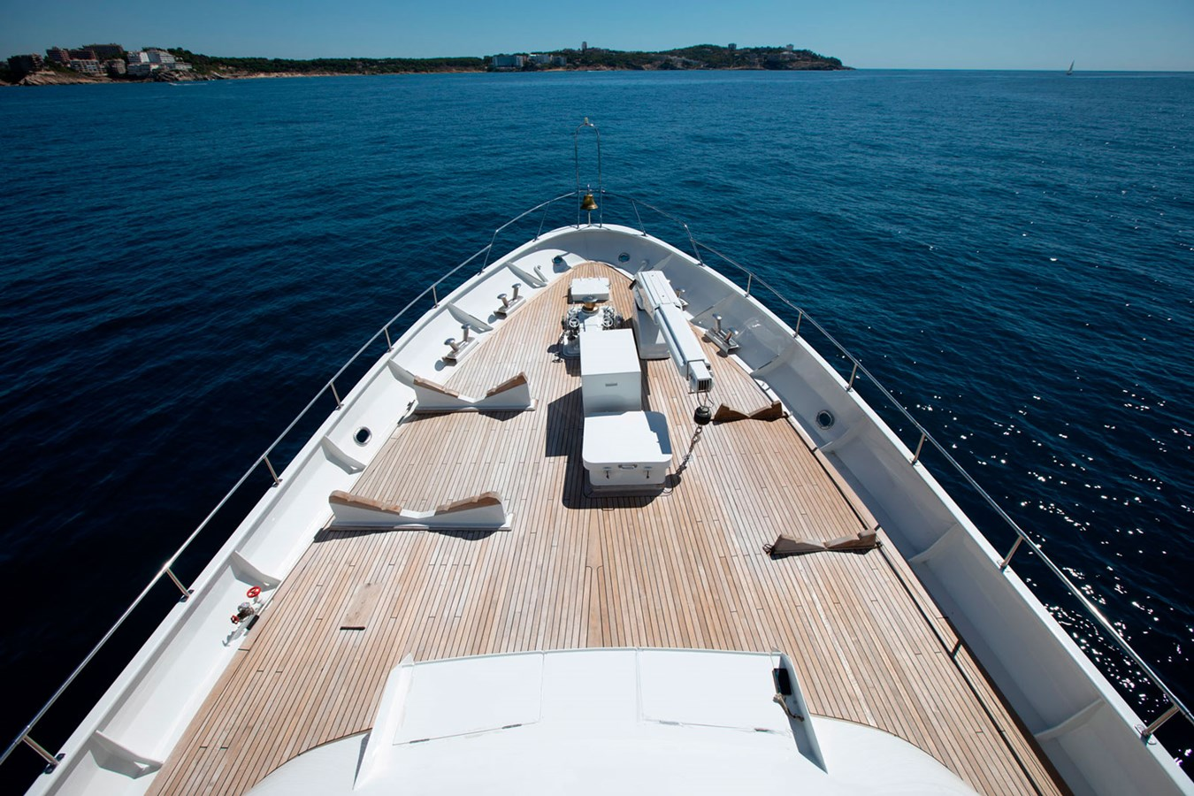 Witsen-and-vis-33m-Yacht-Bow-Area-2 1971 Witsen & Vis  Motor Yacht 2680975