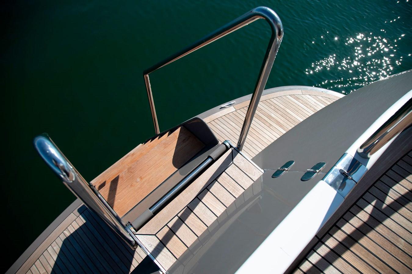 Witsen-and-vis-33m-Yacht-Swim-Platform 1971 Witsen & Vis  Motor Yacht 2681032