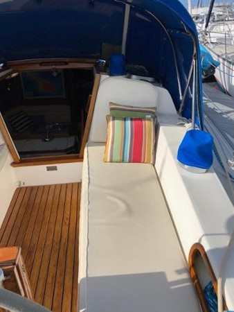 Cockpit Cushions 1993 CATALINA 36 Cruising Sailboat 2038727