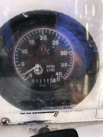 Engine Hours 1993 CATALINA 36 Cruising Sailboat 2038731