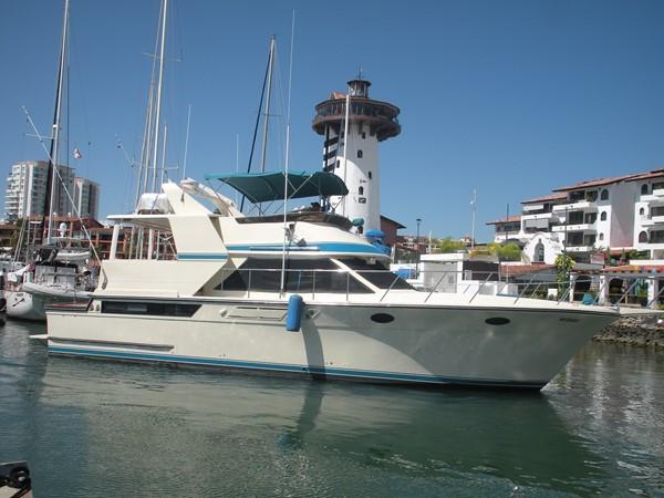 1989 CARVER 48 Californian Motor Yacht 2047952