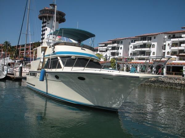 1989 CARVER 48 Californian Motor Yacht 2047954