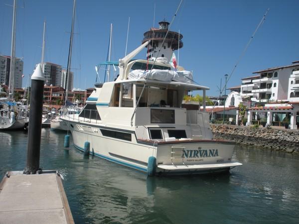 1989 CARVER 48 Californian Motor Yacht 2047956