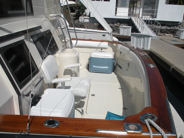 1989 CARVER 48 Californian Motor Yacht 2047958