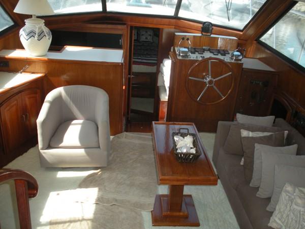 1989 CARVER 48 Californian Motor Yacht 2047962