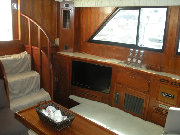 1989 CARVER 48 Californian Motor Yacht 2047965