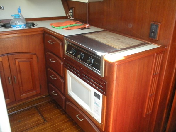 1989 CARVER 48 Californian Motor Yacht 2047968