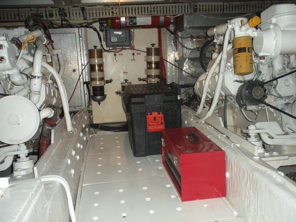 1989 CARVER 48 Californian Motor Yacht 2047984