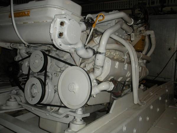 1989 CARVER 48 Californian Motor Yacht 2047986
