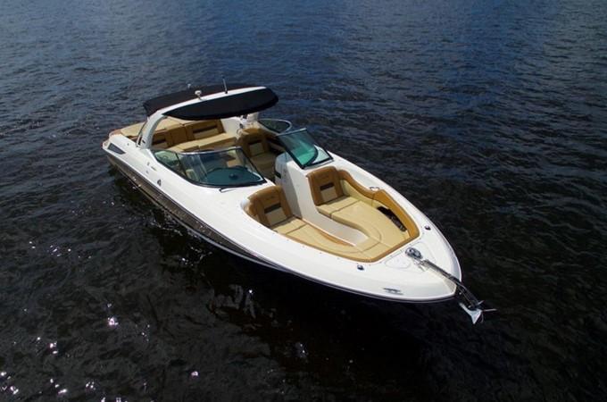 2014 SEA RAY 300 SLX Runabout 2050258