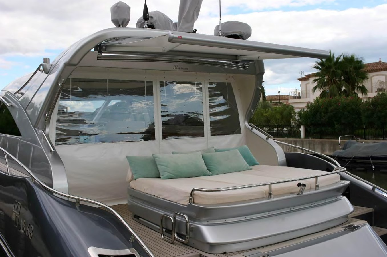 2005 AB YACHTS  Motor Yacht 2057217