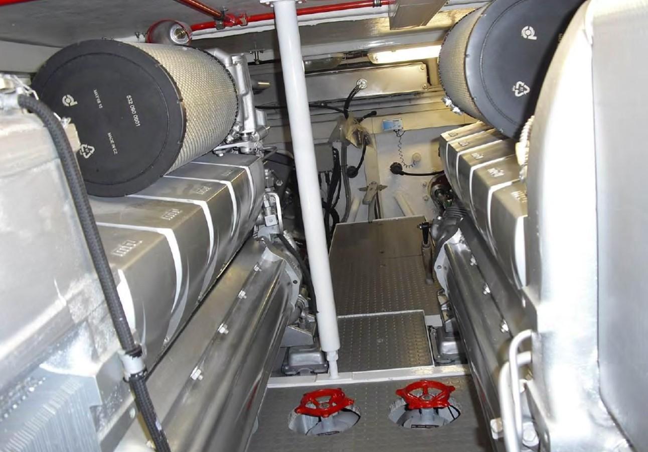 2005 AB YACHTS  Motor Yacht 2057235