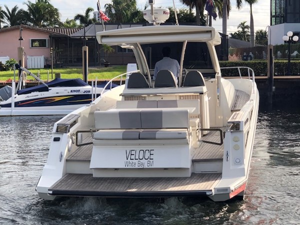 2013 AZIMUT ATLANTIS VERVE 36 Cruiser 2062142