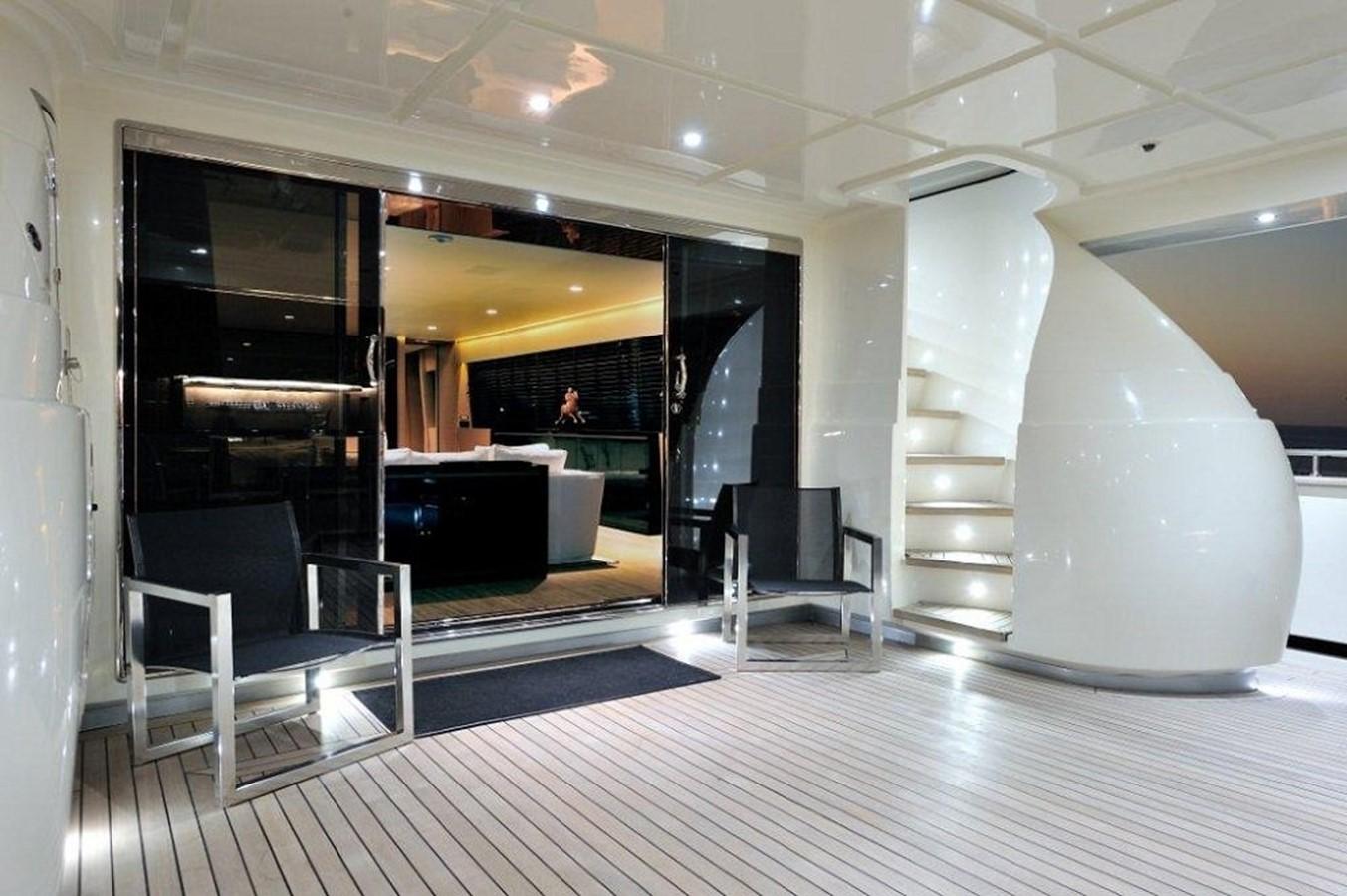Canados 116 - Bertona - Aft Deck 2011 CANADOS 116 Motor Yacht 2062410
