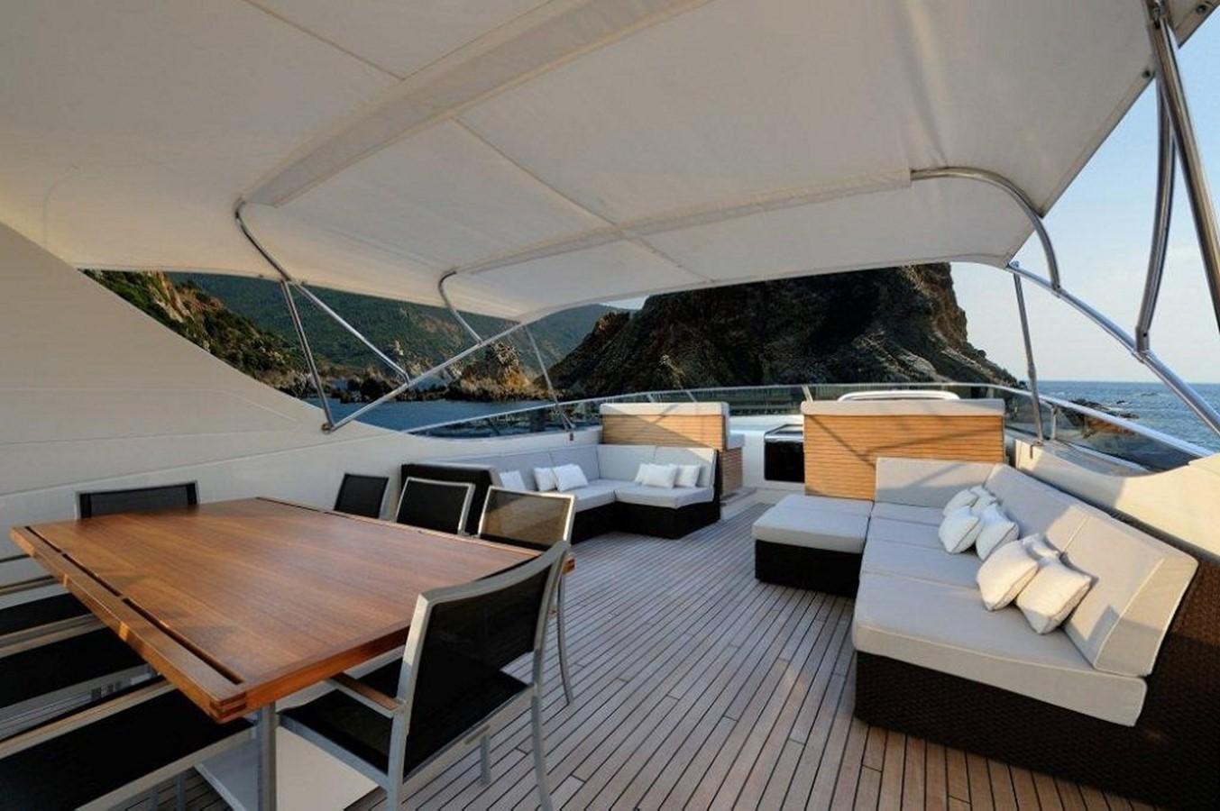 Canados 116 - Bertona- Flybridge 2011 CANADOS 116 Motor Yacht 2062412