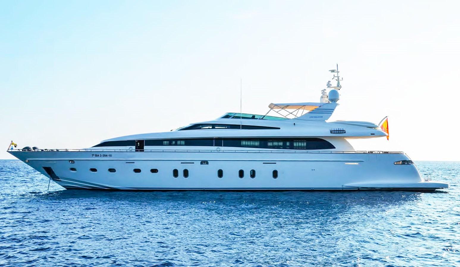Canados 116 Bertona - Profile 2011 CANADOS 116 Motor Yacht 2791443
