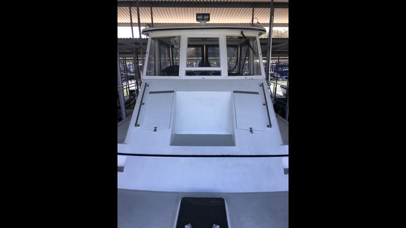 1988 Krogen 36 9 Pilothouse front view 1988 KADEY KROGEN 36 Manatee Tender 2062745