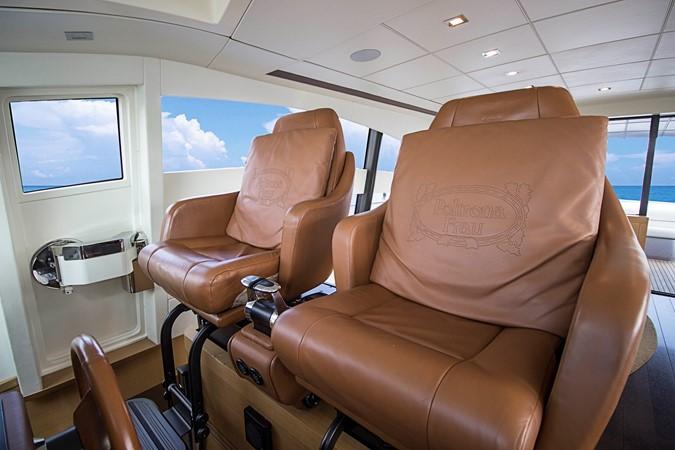 Pilothouse / Helm Chairs 2009 PERSHING CRUISER EXPRESS Cruiser 2065047