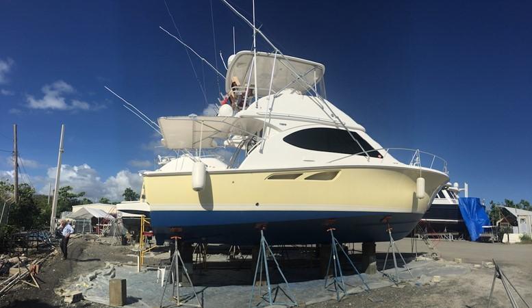 2007 TIARA 3900 Convertible Sport Fisherman 2078399