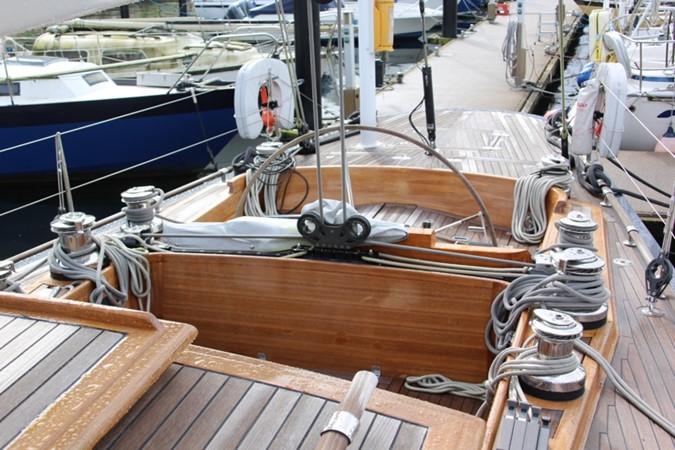 2001 Olsen Cutter Rigged Sloop Nissen 72 Cutter 2065975