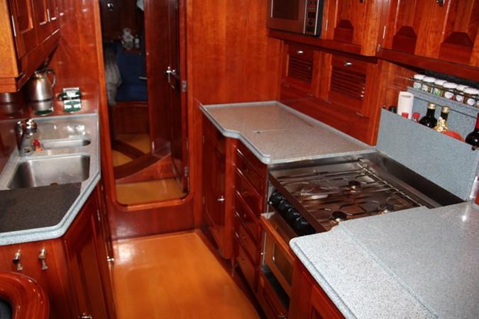 2001 Olsen Cutter Rigged Sloop Nissen 72 Cutter 2065990