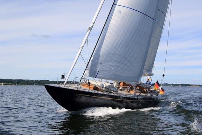 2001 Olsen Cutter Rigged Sloop Nissen 72 Cutter 2066005