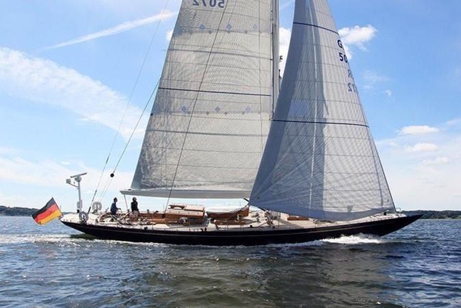 2001 Olsen Cutter Rigged Sloop Nissen 72 Cutter 2066006