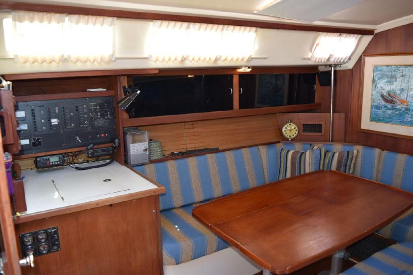 1990 CATALINA 42 Cruising Sailboat 2068133