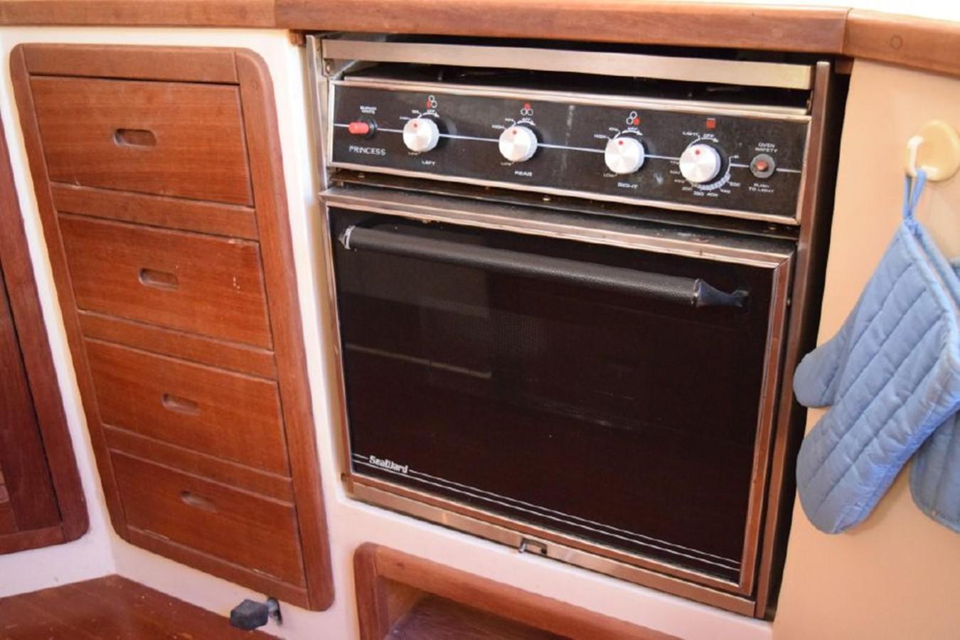 1990 CATALINA 42 Cruising Sailboat 2068138