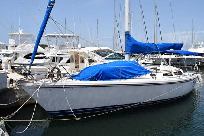 1990 CATALINA 42 Cruising Sailboat 2068107