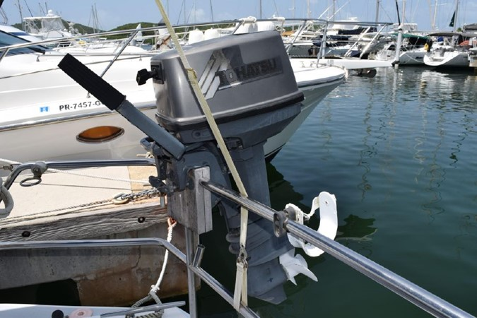 1990 CATALINA 42 Cruising Sailboat 2068117