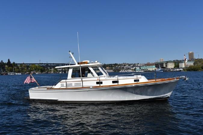 2000 GRAND BANKS Eastbay HX Motor Yacht 2082660