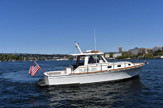 2000 GRAND BANKS Eastbay HX Motor Yacht 2082661