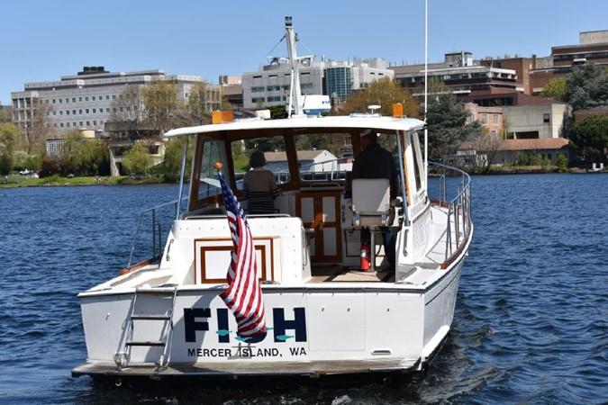 2000 GRAND BANKS Eastbay HX Motor Yacht 2082663