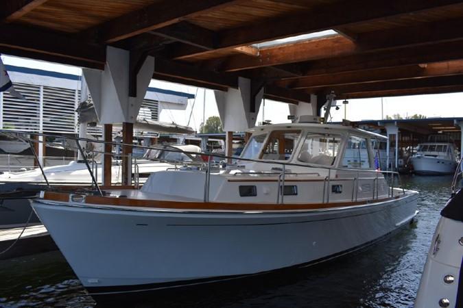 2000 GRAND BANKS Eastbay HX Motor Yacht 2082664
