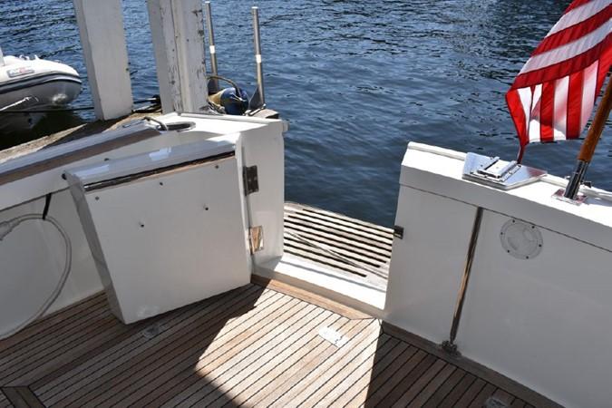 2000 GRAND BANKS Eastbay HX Motor Yacht 2082667