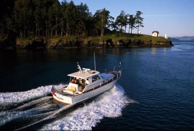 2000 GRAND BANKS Eastbay HX Motor Yacht 2082707