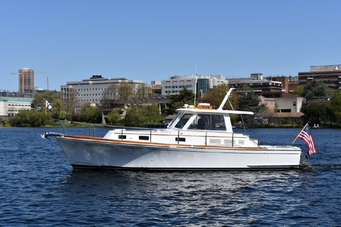 2000 GRAND BANKS Eastbay HX Motor Yacht 2082709