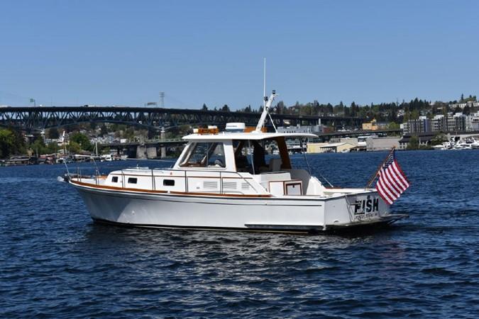 2000 GRAND BANKS Eastbay HX Motor Yacht 2082713