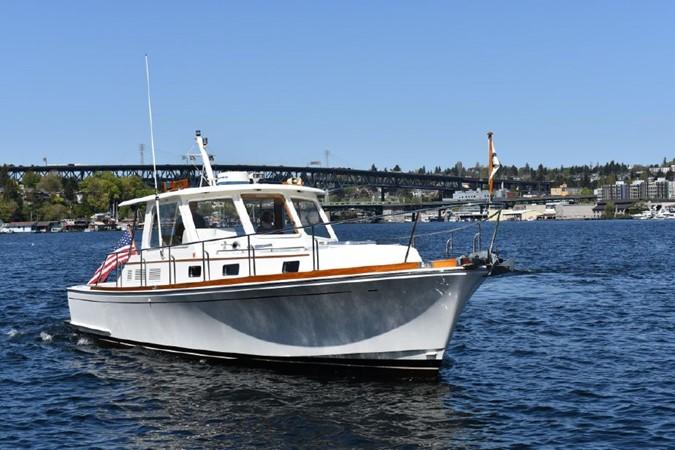 2000 GRAND BANKS Eastbay HX Motor Yacht 2082714