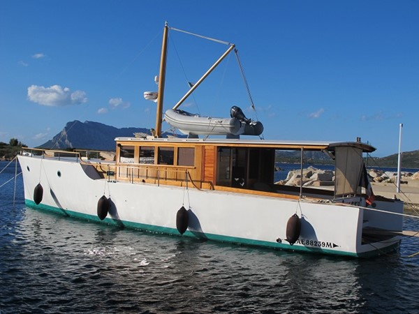 2013 CUSTOM Trawler MISTY 50  2084011
