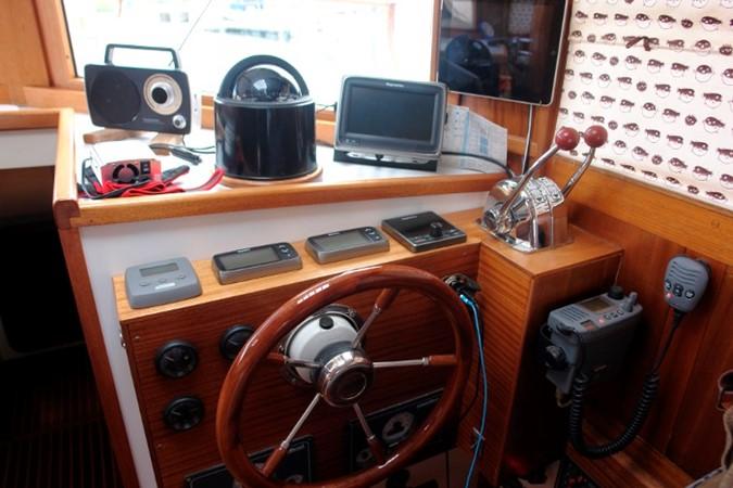 2013 CUSTOM Trawler MISTY 50  2084013