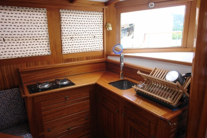 2013 CUSTOM Trawler MISTY 50  2084015